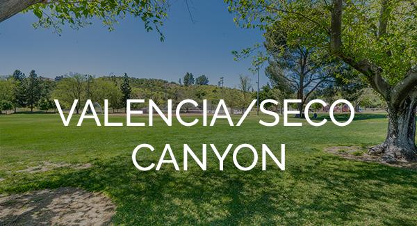 Valencia-Seco Canyon